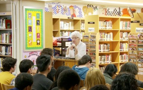 A Story of Courage: Holocaust Survivor Visits Francis Lewis