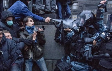 Ukraine in Distress