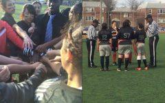 Francis Lewis Breaks Gender Barriers with Sports Teams