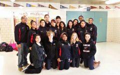 Girls' Wrestling Arrives at Francis Lewis High School