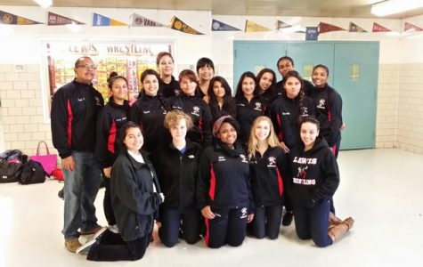 Girls' Wrestling Arrives at Francis Lewis High School