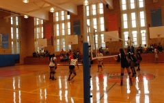 Francis Lewis Girls Varsity Volleyball Team claims a 2-0 win against Cardozo