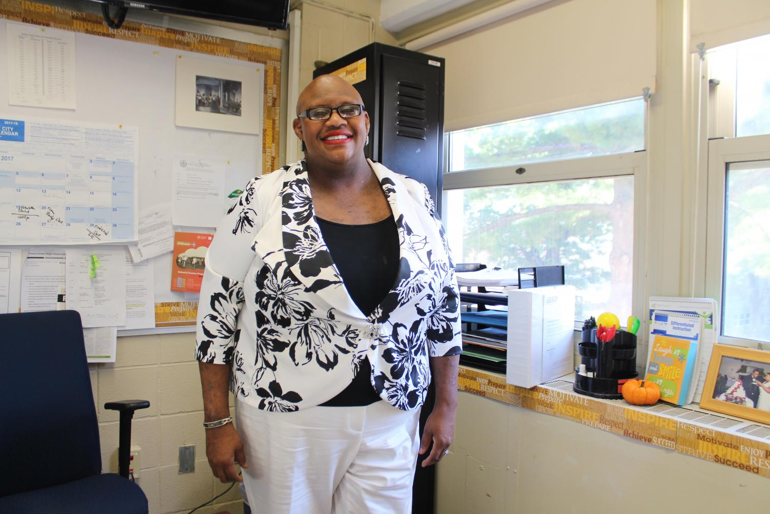 Assistant Principal Ms. Williams