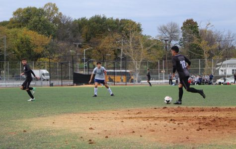 Francis Lewis Boys' Soccer Wins the Queens A East League Division