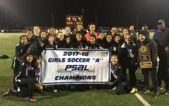 Girls' Varsity Soccer Team Wins City Championship