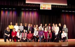 Francis Lewis Hosts First Annual Poetry Out Loud Competition