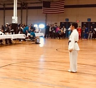 Francis Lewis Student Continues Her Passion for Martial Arts