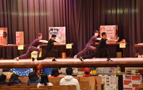 Francis Lewis Celebrates Cultural Diversity at the Lunar New Year Festival