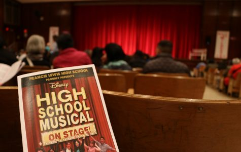 FLHS Students Perform in High School Musical