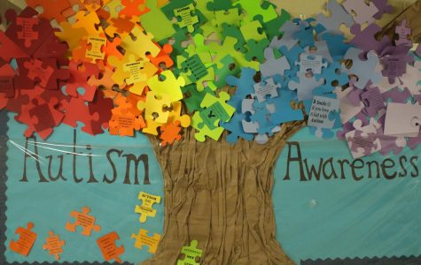 Spreading Autism Awareness at Francis Lewis
