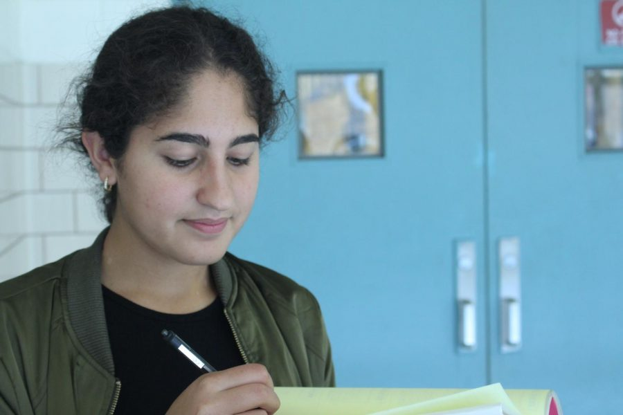 One in 5000: Shir Levy, Student Leader