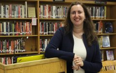Assemblywoman Nily Rozic Visits Francis Lewis