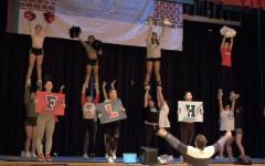 FLHS Cheerleaders Head to Internationals