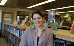 One in 5000:  School Librarian Ms. Vittiglio