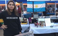FLHS Alumna Creates a Pop Up Food Stand for Charity