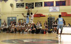 Welcome Home: Boys' Varsity Basketball Wins Home Opener