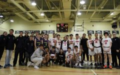 Francis Lewis Hosts Australian Basketball