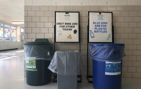 Green Team: Creating a Biodegradable Environment at Francis Lewis