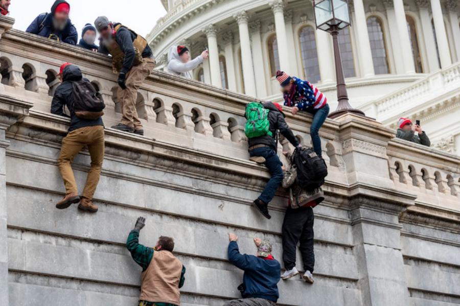 Insurrection on Capitol